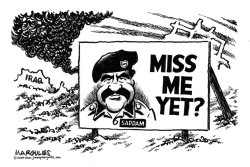 Miss Me Yet by Jimmy Margulies