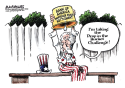 Bank of America mortgage fraud settlement color by Jimmy Margulies