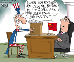 US Owes China  by Gary McCoy