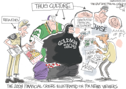 Thug Culture by Pat Bagley