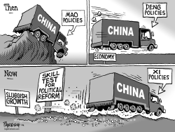 China's Policies by Paresh Nath