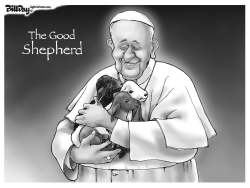 The GOOD SHEPHERD by Bill Day