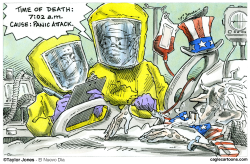 Complications of Ebola -  by Taylor Jones