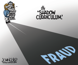 LOCAL NC -- UNC shadow curriculum  by John Cole