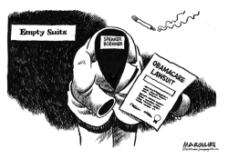 Obamacare Lawsuit by Jimmy Margulies