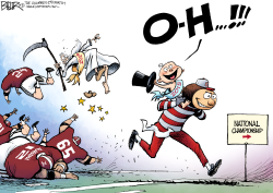 LOCAL OH - Buckeye New Year  by Nate Beeler