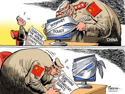 China's Internet Policy by Paresh Nath