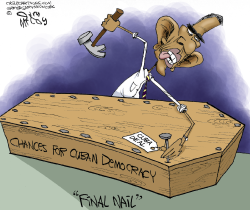 Cuba's Final Nail  by Gary McCoy