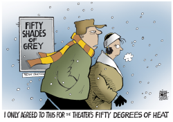 FIFTY SHADES OF WINTER,  by Randy Bish