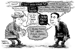 Scott Walker Interview by Daryl Cagle