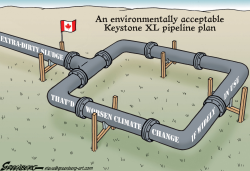 Keystone XL design by Steve Greenberg