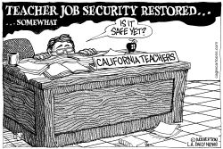 LOCAL-CA Teacher Job Security by Wolverton