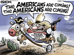 Texas Crazies  by Steve Sack