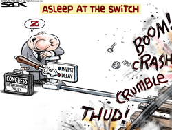 Infrastructure Switch  by Steve Sack