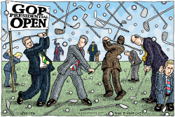 GOP Presidential Open  by Wolverton
