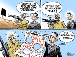 Anti-ISIS strategy by Paresh Nath