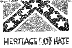 Heritage by Milt Priggee