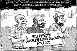 After Gitmo closes by Wolverton