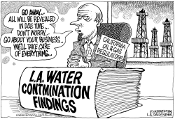 LOCAL-CA Oilfield Contamination Coverup by Wolverton