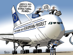 EU Structural flaws by Paresh Nath
