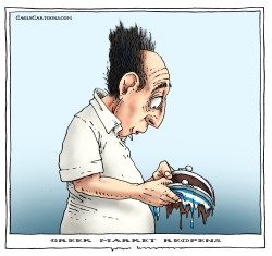 Greek market reopens by Joep Bertrams