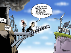 Obama Clean Power plan by Paresh Nath