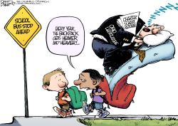 LOCAL OH - Back to School  by Nate Beeler