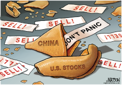 Chinese Misfortune Cookies- by RJ Matson