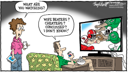 Football by Bob Englehart
