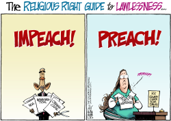 Lawlessness  by Nate Beeler