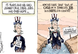 Afghanistan by Joe Heller