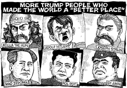 Trump's Better World With Despots by Wolverton
