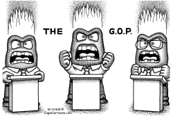 Inside Out Republicans by Andy Singer