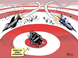 Strategy to destroy ISIS  by Paresh Nath