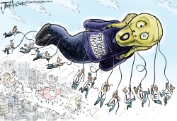 Hysteria by Joe Heller