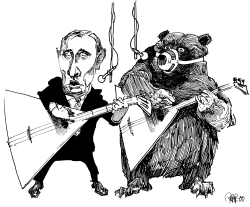 Putin Freedom of Speech by Riber Hansson
