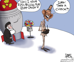 Obama Funds Iran  by Gary McCoy