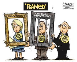 Planned Parenthood framed  by John Cole