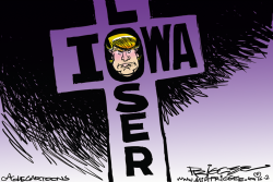 Loser by Milt Priggee