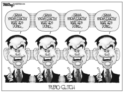 RUBIO GLITCH  by Bill Day