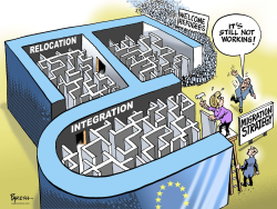 EU migration strategy  by Paresh Nath