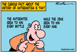 Antisemites and Jews by Yaakov Kirschen