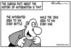 The Antisemites and Jews by Yaakov Kirschen