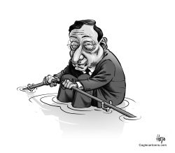 Draghi by Hajo de Reijger