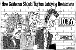 LOCAL-CA Calif Lobbying Restrictions by Wolverton