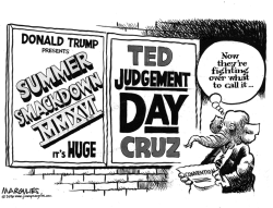 Republican Convention by Jimmy Margulies