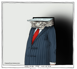 head of state by Joep Bertrams