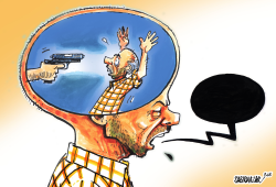 Attacks on Freedom of Expression by Sabir Nazar