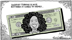 20 Bill  by Bob Englehart