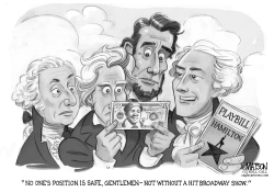 What It Takes To To Stay On Currency by RJ Matson